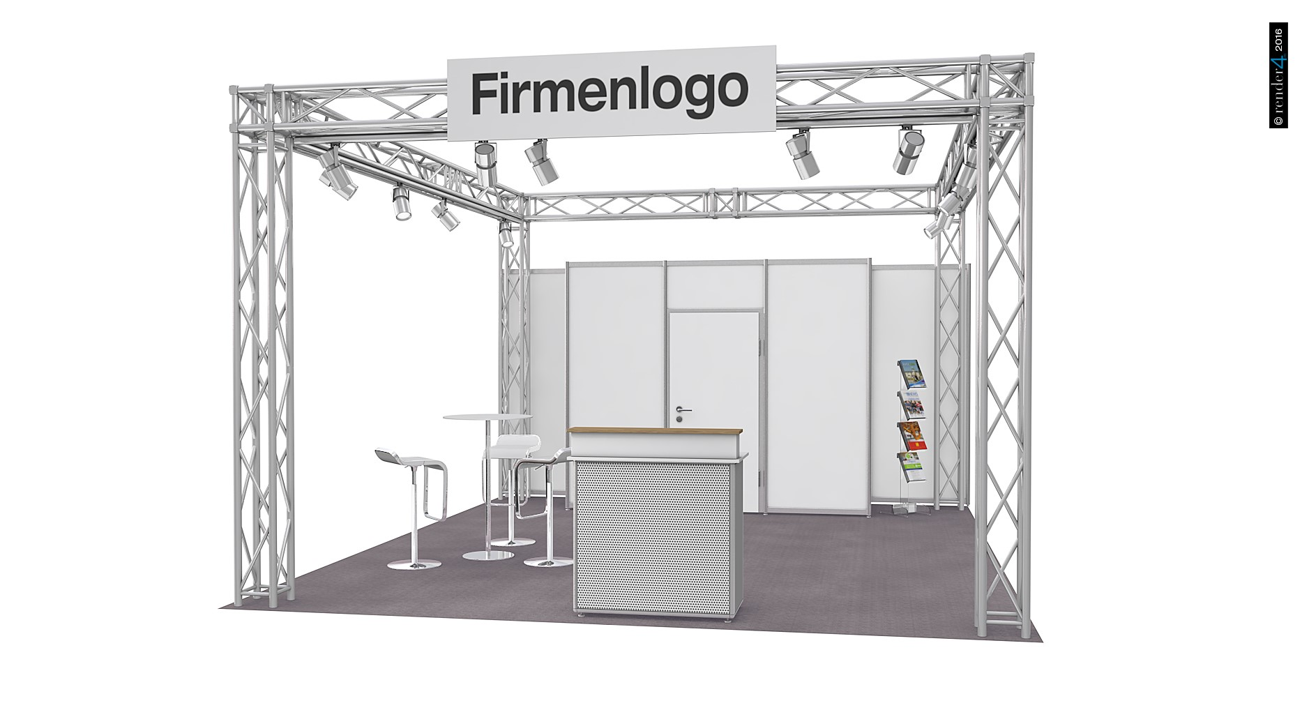 Exhibition booth - Basis booths - Event