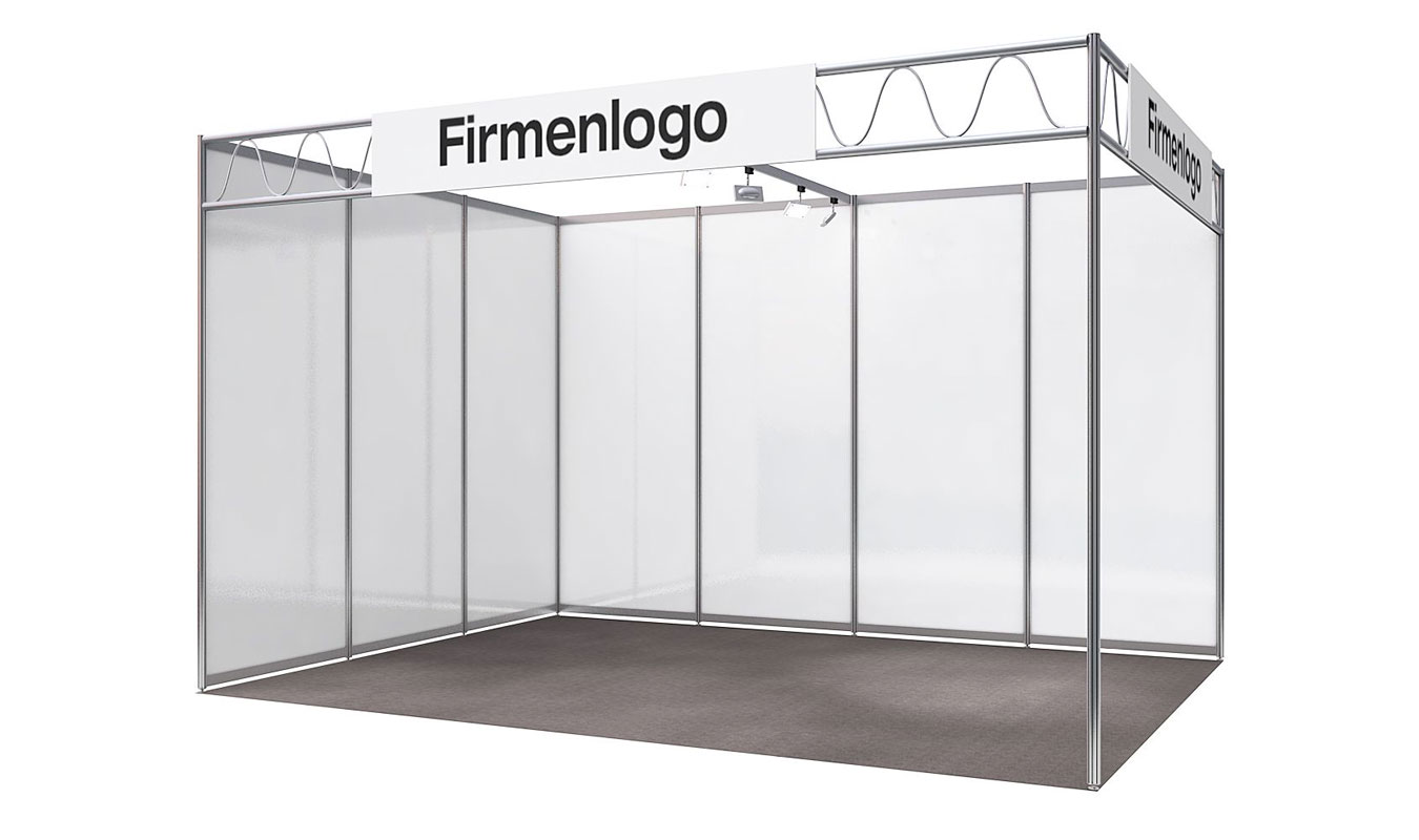 Exhibition booth - Basis booths - Basis