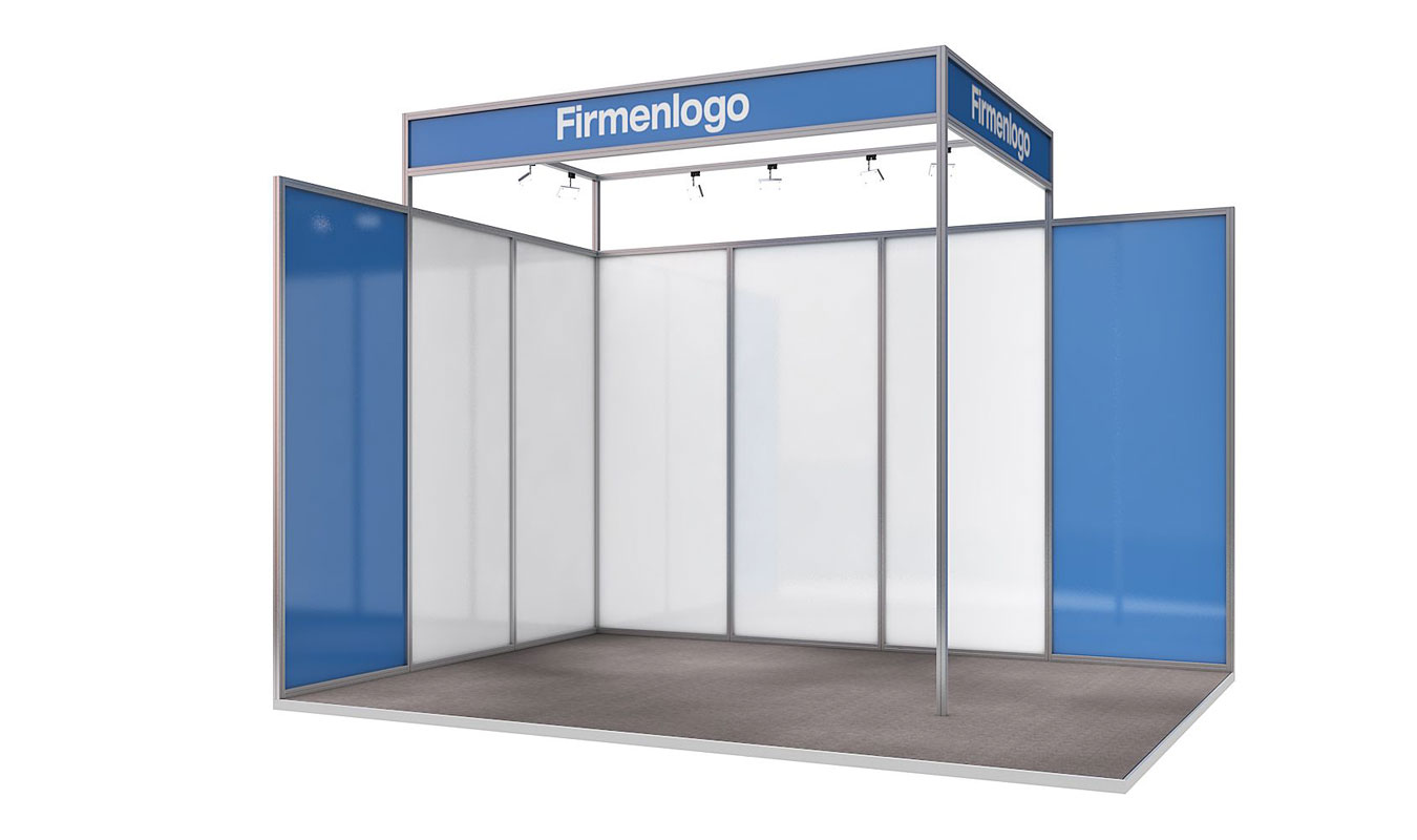 Exhibition Booth Basis Booths Fair Construction