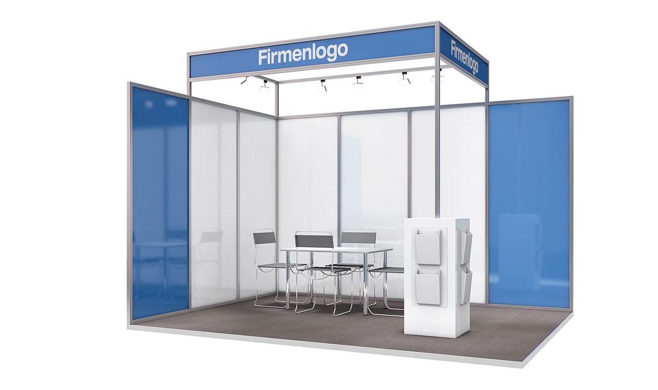 Exhibition booth - Basis booths - Maxima 40 Comfort
